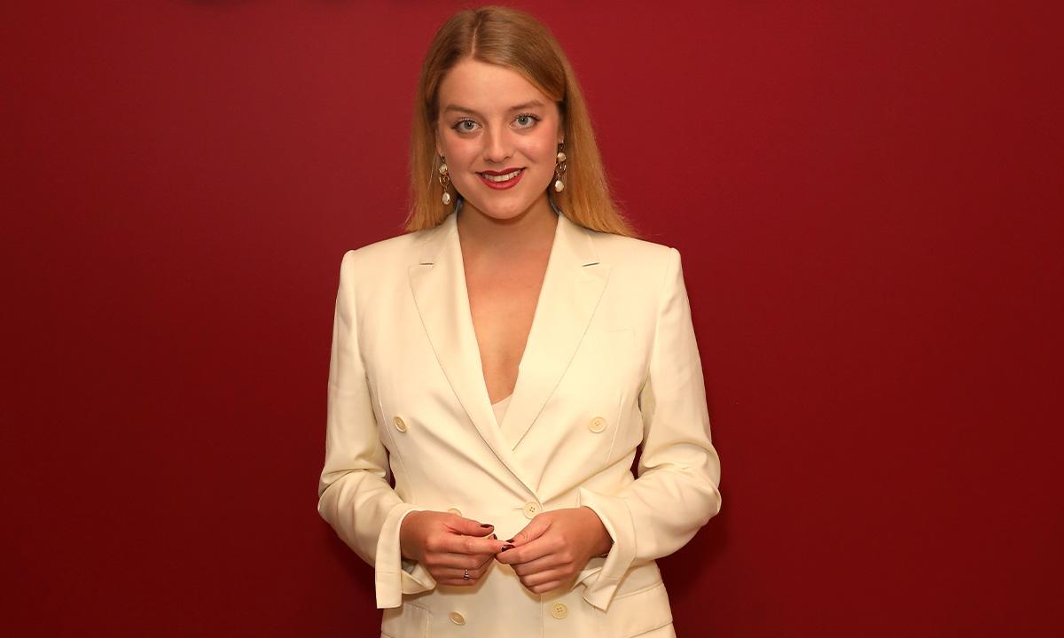 Princess Alexandra's granddaughter Flora Ogilvy's beautiful wedding shoes revealed