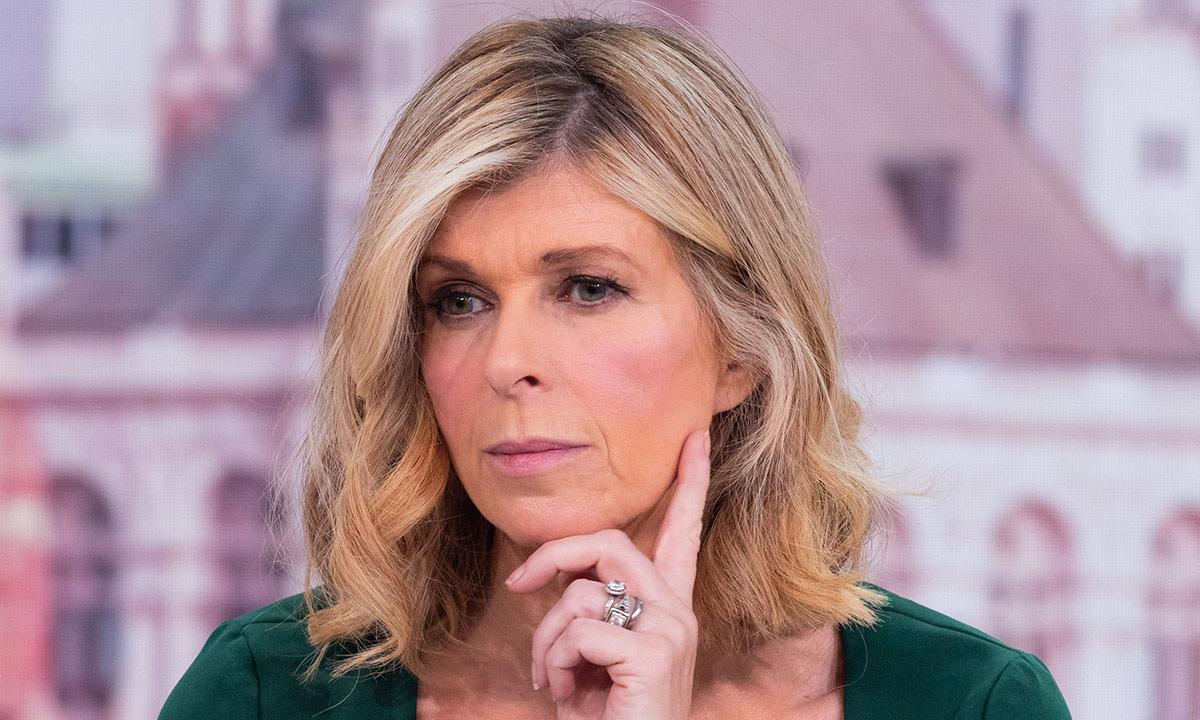 Kate Garraway reveals uncertainty over husband Derek Draper's future amid his COVID battle
