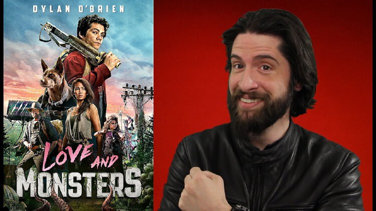 Love And Monsters Movie Review Nestia