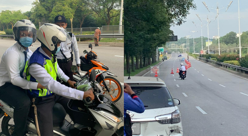 'It's my job to help people,' says kind Putrajaya policeman who helped student get to exam on time