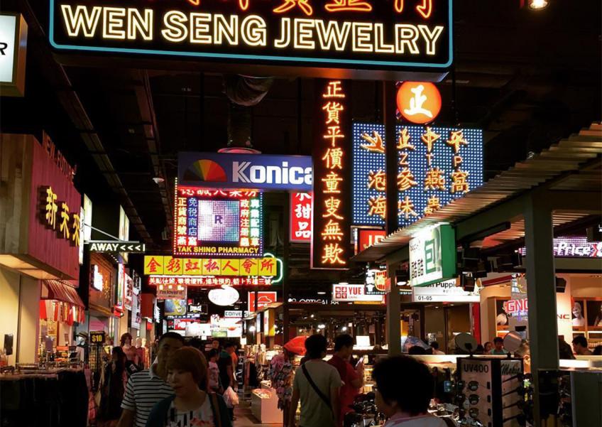 Places in Singapore that'll make you believe you're in Hong Kong's Tsim Sha Tsui, Victoria Peak & Mongkok