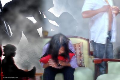 Businessman nabbed on suspicion of raping daughter