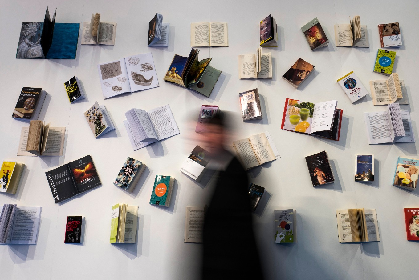 How to hold the world's largest book fair in a pandemic