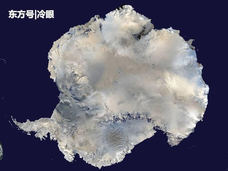 罕见!南极接连发生2起规模5以上地震,震央几乎重叠