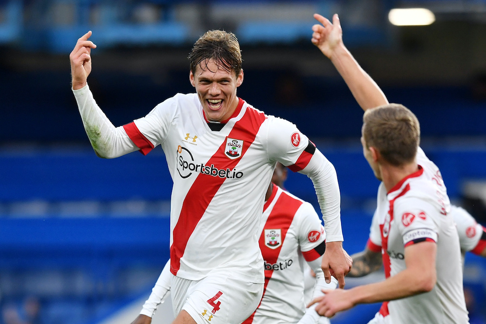 Southampton's Vestergaard set to join Leicester, says Hasenhuttl