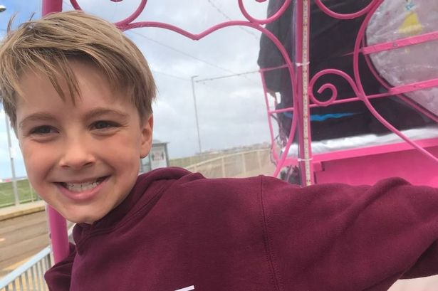 Boy's organs save three children after he dies following sudden collapse at school
