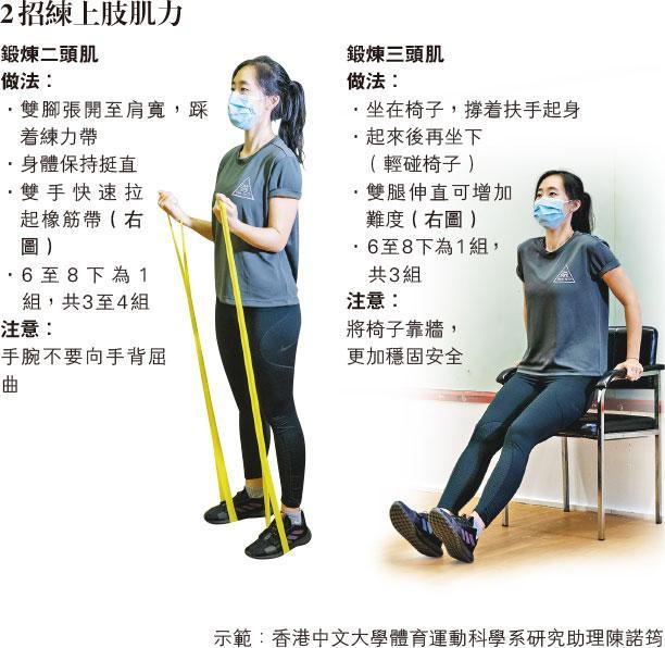 长者「侧跌」 髋骨折风险高5.5倍 专家教你练上肢肌肉撑地、双脚平衡力