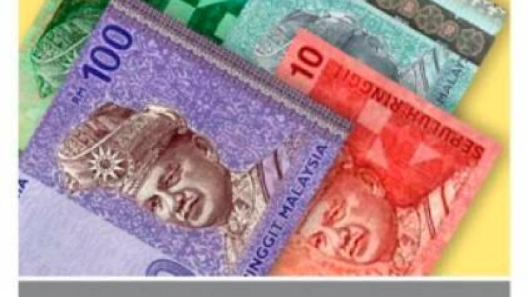 Ringgit ends higher against US dollar for second straight day