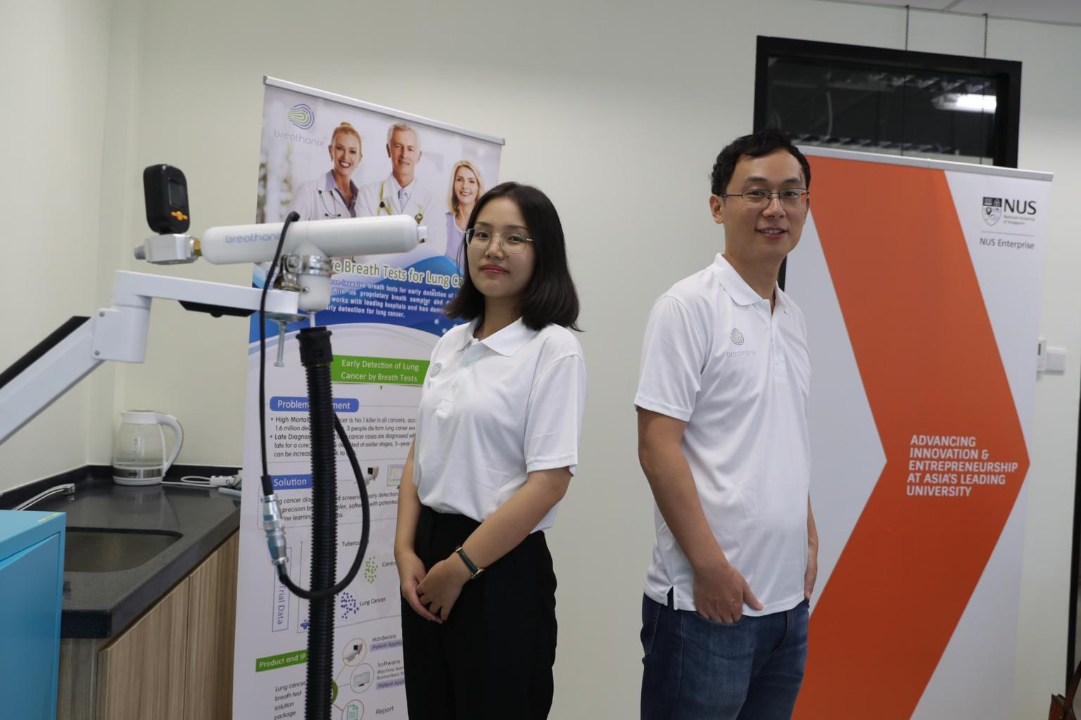 Antler-backed Singaporean startup to launch Covid-19 breath tests in Malaysia
