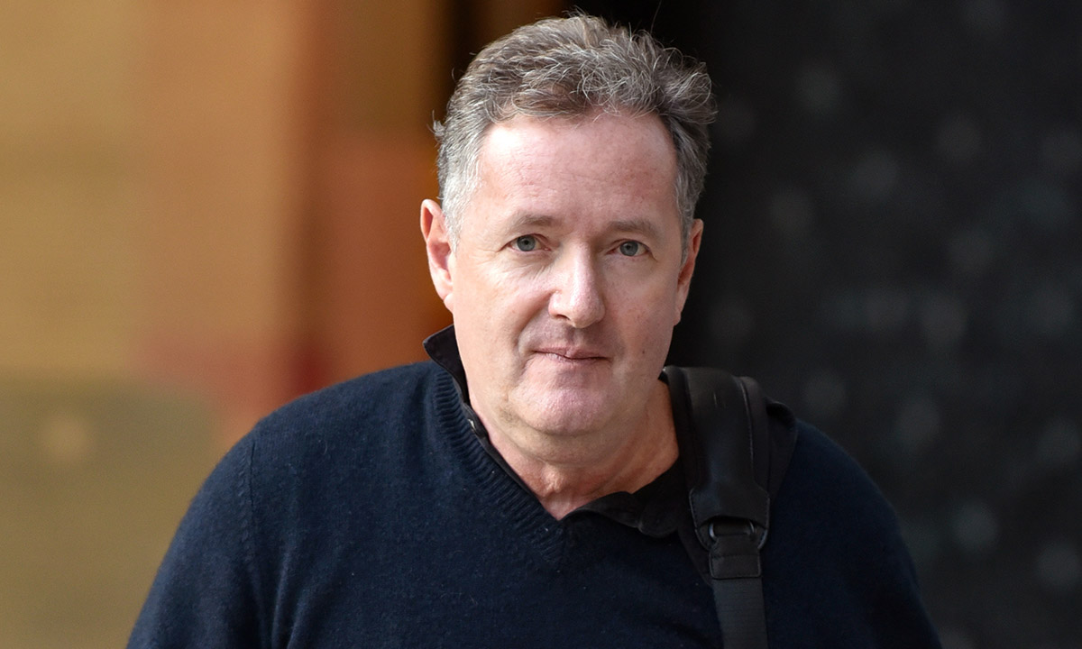 Piers Morgan sparks surprise with unexpected house photo