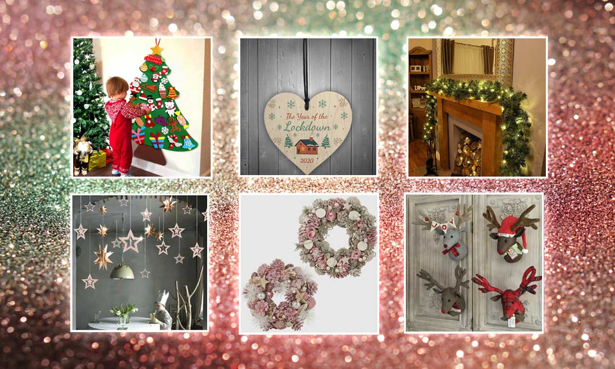 10 best Christmas decorations you can buy on eBay – from tree ornaments to garlands