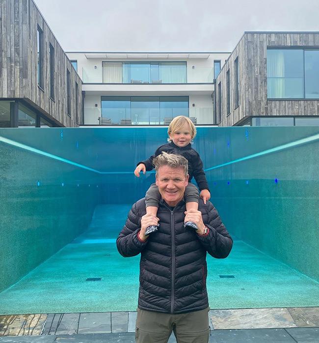 Gordon Ramsay reveals jaw-dropping £1.6million home renovations