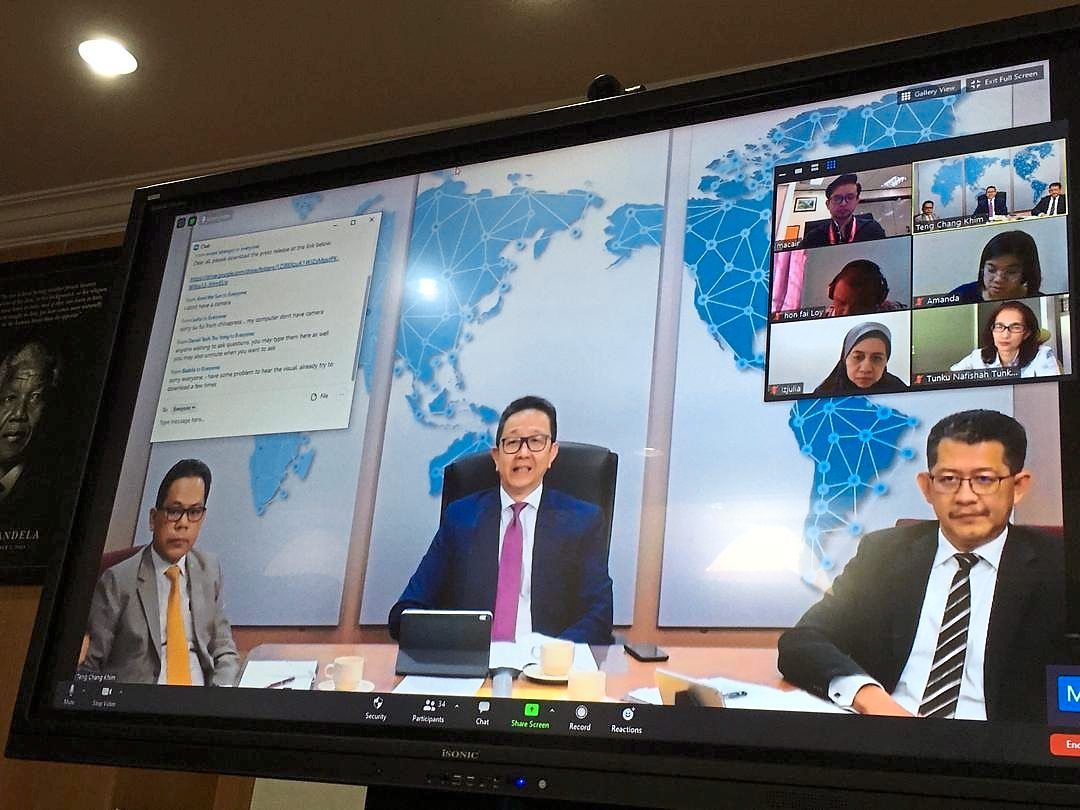 Virtual business summit rises to current challenges