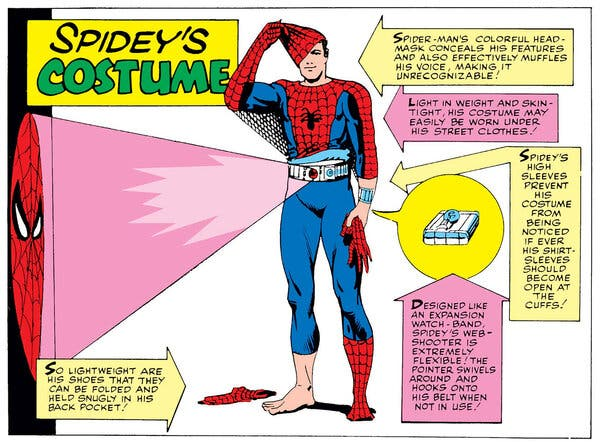 Costume Drama: The Highs and Lows of Superhero Uniforms