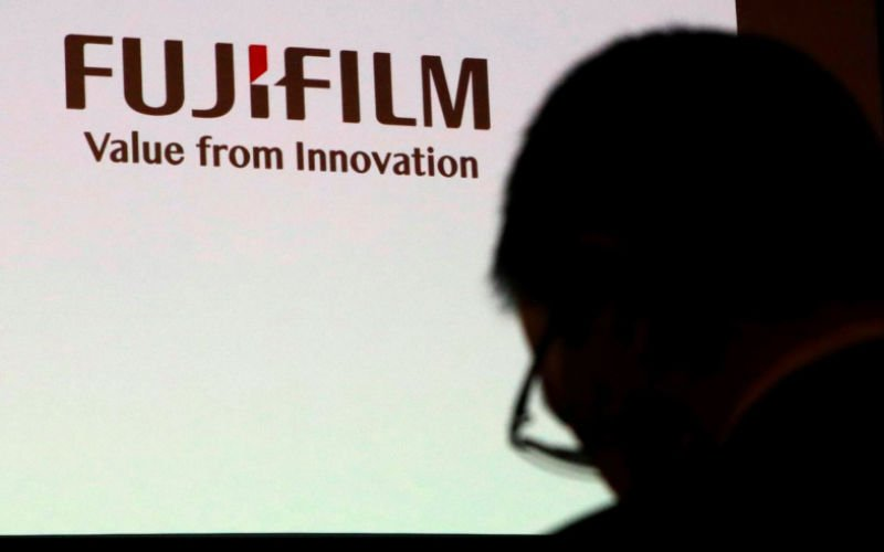 Fujifilm partners Shanghai firm to seek China's approval for Covid-19 drug