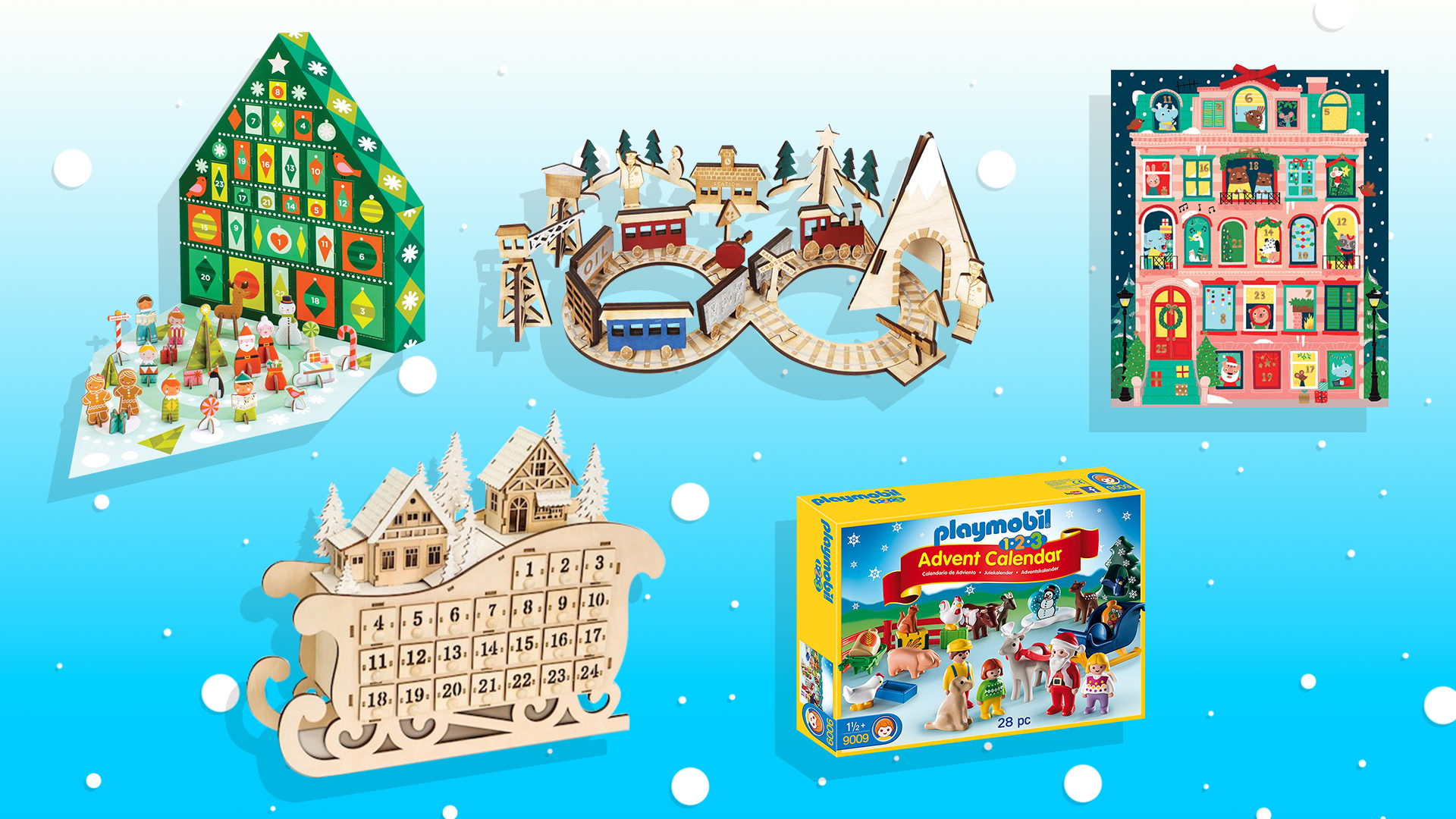 This Year's Top Advent Calendars for Kids Are SurprisinglyChic