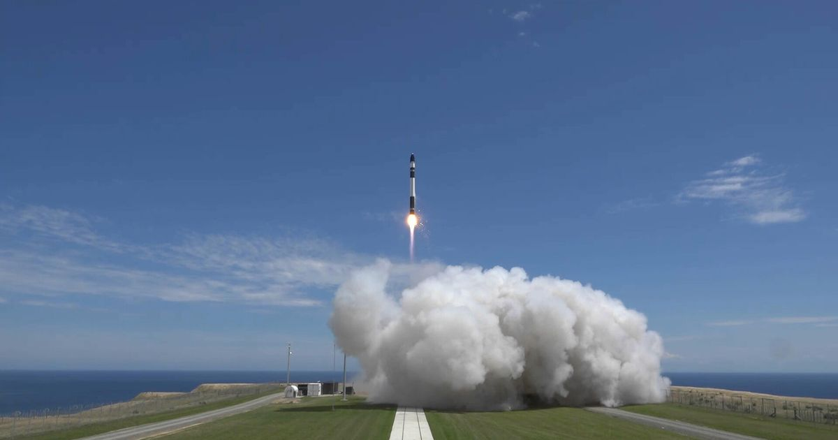 How to see Rocket Lab launch Earth-watching satellites to orbit
