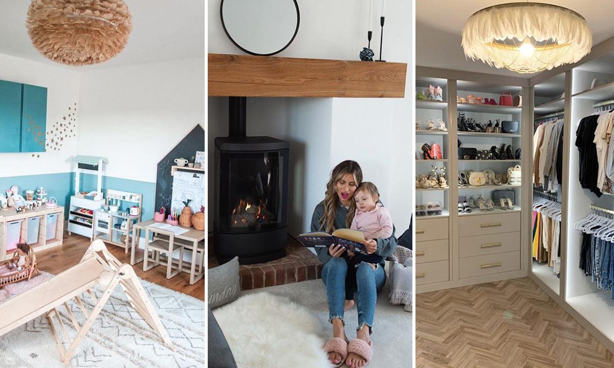 First Time Mum star Ferne McCann's unbelievable Essex mansion revealed