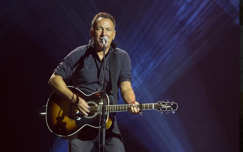 Springsteen's new album summons ghosts past and future
