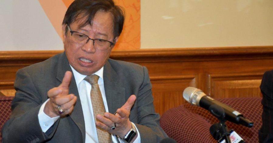 """与国盟政府关系 砂州将做""""重要决定"""""""