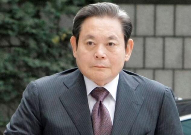 已故三星电子会长李健熙 股票遗产税高达97亿美元