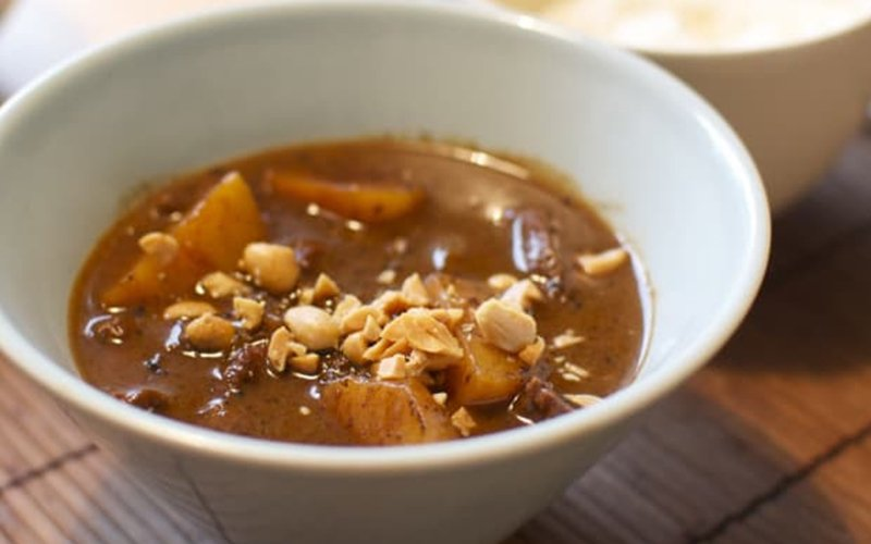 Thailand's Massaman Curry wins title of world's best dish