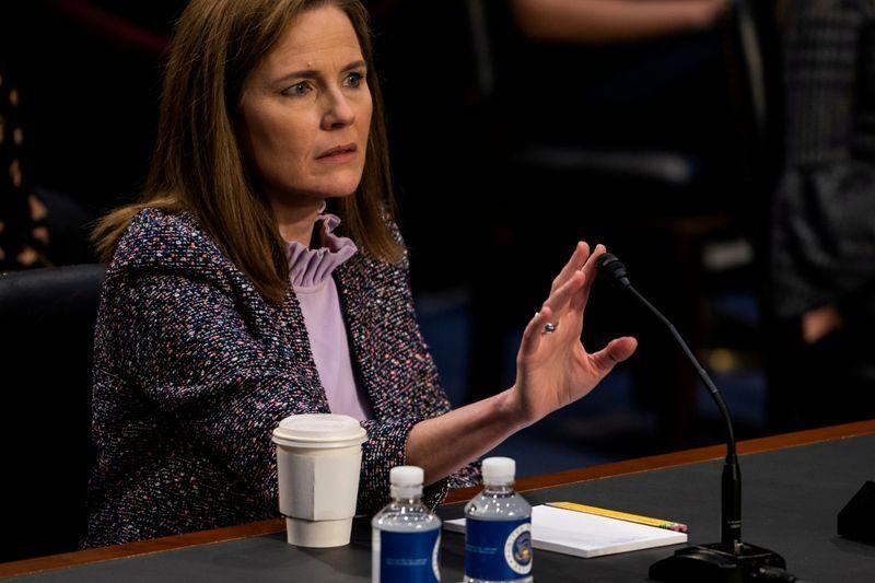 Trump remakes Supreme Court as Senate confirms Amy Coney Barrett
