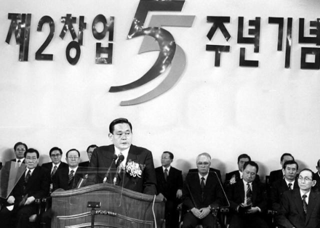 """韩国财阀巨头之死:""""三星共和国""""背后的明和暗"""