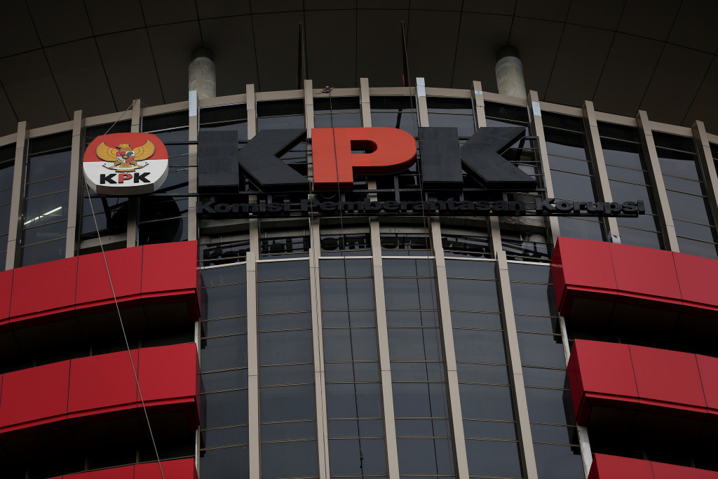 KPK denies 'fattening' organizational structure