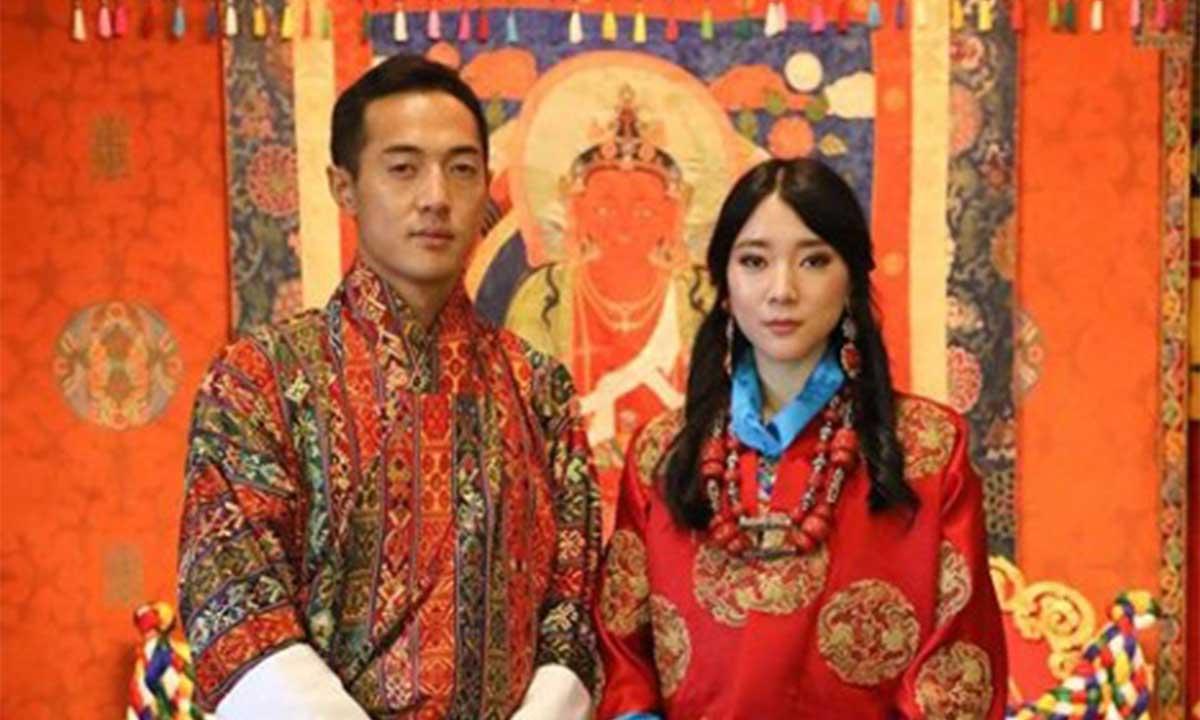 Surprise royal wedding revealed for Princess Eeuphelma of Bhutan
