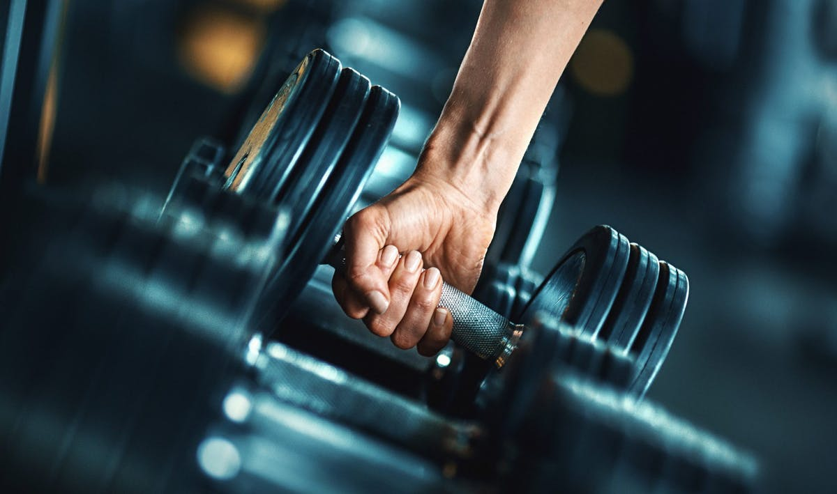 Wrist stretches: how to release tension from typing and training