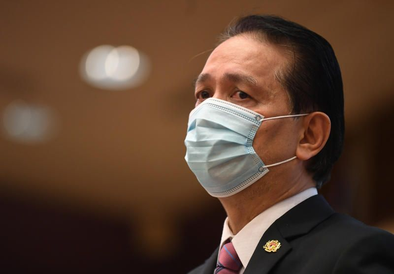 Health DG: Three new clusters emerge in Selangor, Johor and Labuan