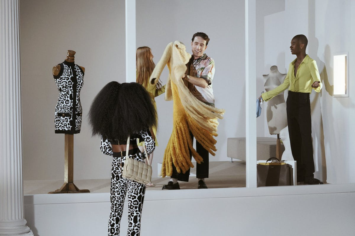 Iconic store Browns, reminds us just how fun fashion is for its 50th anniversary