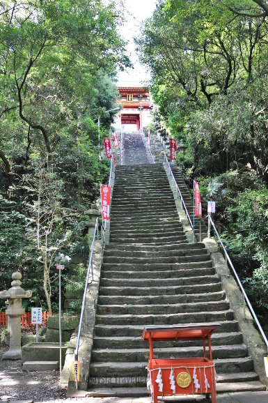 Kishu Toshogu Shrine is a 400-year-old marvel