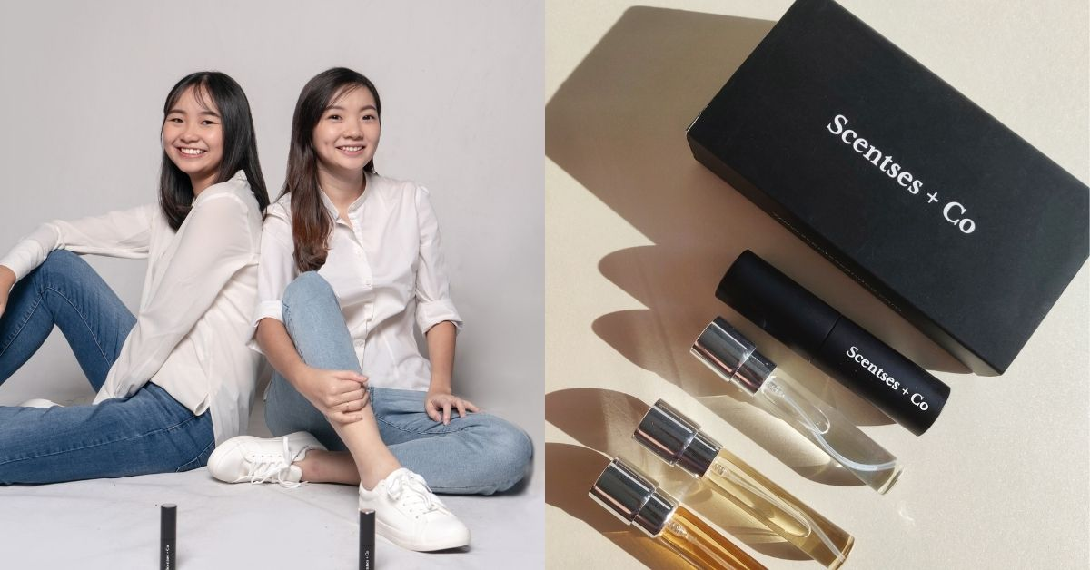 For RM50/Month, These Sisters' Startup Lets You Easily Buy & Try Designer Perfumes