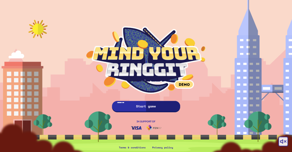 Visa developing web game to educate Malaysian youth on financial literacy