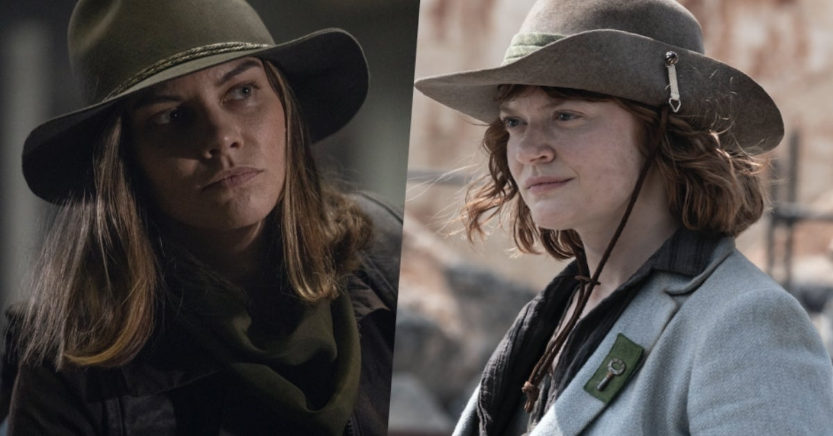 Fear Might Have Revealed Ties to Maggie's New Group on The Walking Dead
