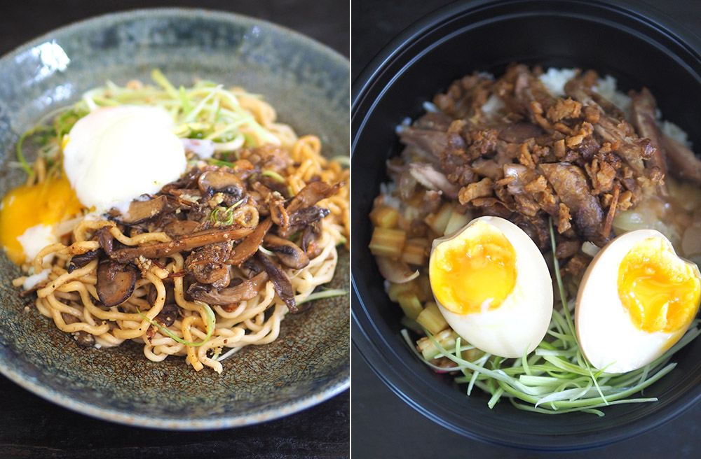 CMCO food delivery: Try out these handcrafted noodles with interesting twists from Damansara Uptown's Bowls of Steel