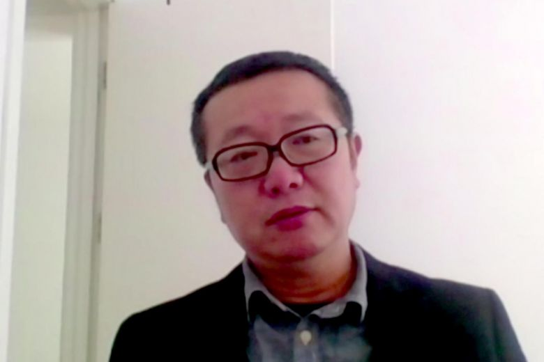 Singapore Writers Festival: If you think Covid-19 is bad, wait till aliens show up, says Liu Cixin