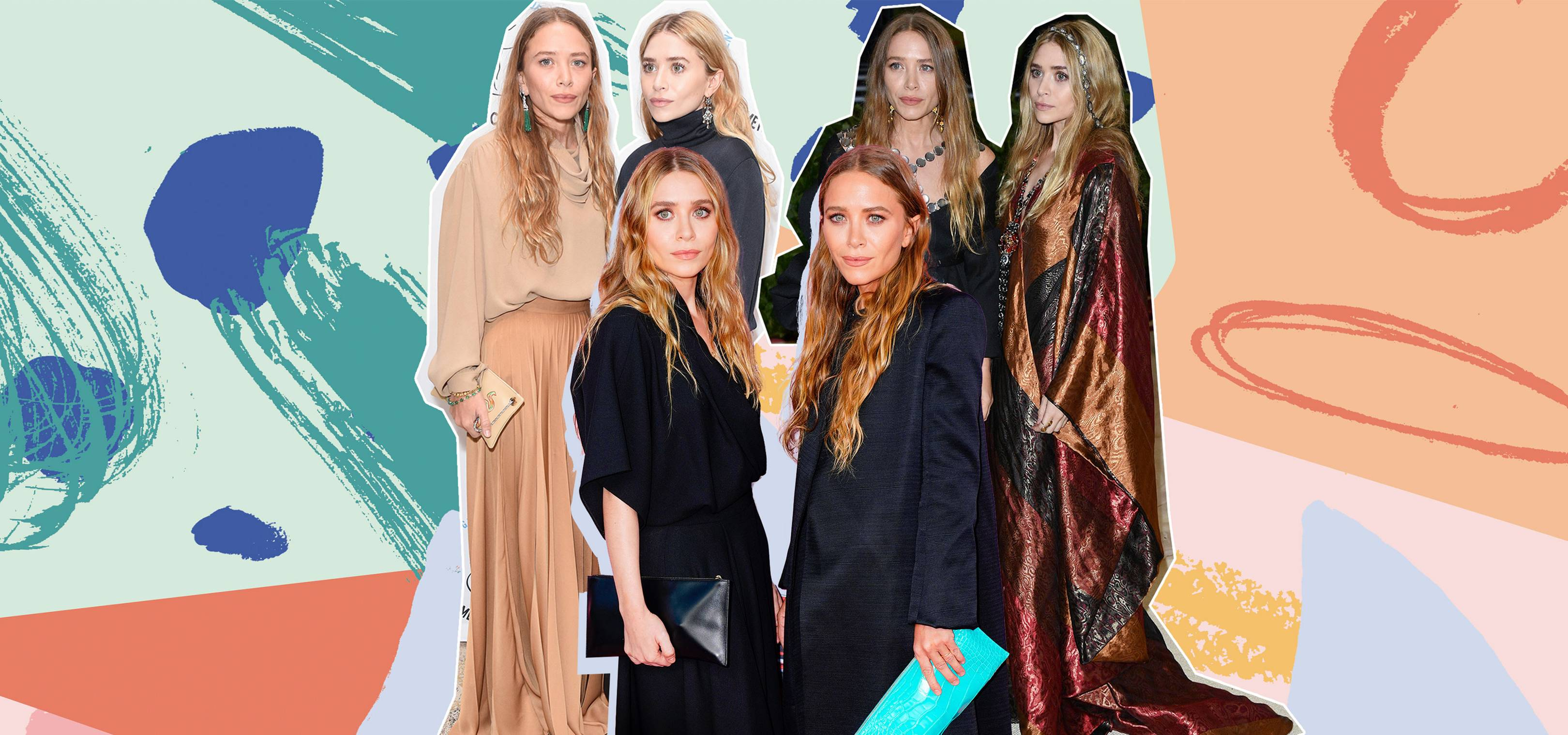 As Mary-Kate and Ashley hit Netflix(!), we take a trip down memory lane with the coolest style sisters