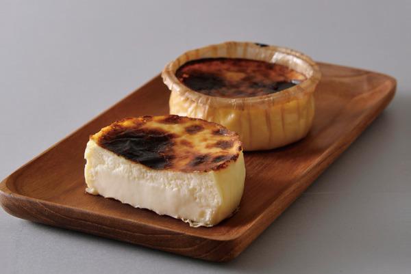 日本人气品牌Mireica甜品登陆一田超市!急冻迷你版北海道巴斯克芝士蛋糕/芝士焦糖布甸Catalana