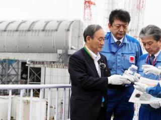菅义伟问福岛核污水能不能喝 工作人员回应亮了