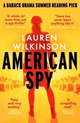 Book review: American Spy