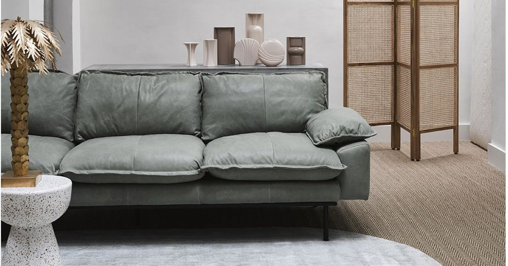 Concrete homeware: meet the accessories trend that's updating homes for autumn/winter 2020