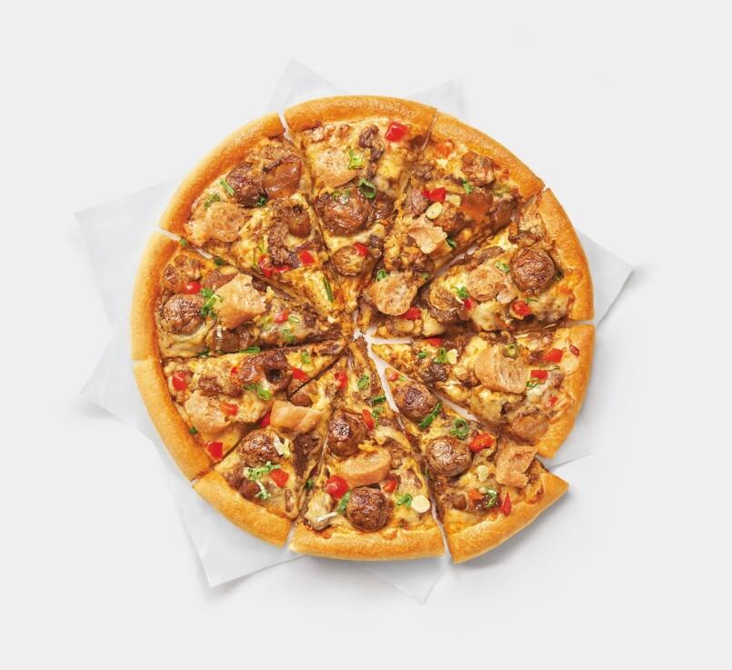 Taiwan 'Spicy Hot Pot Pizza' shocks Italian cuisine lovers, again