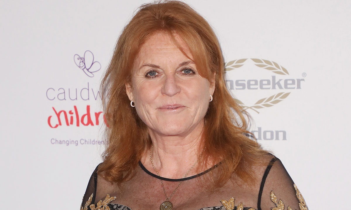 Sarah Ferguson, 61, vows to become 'biologically younger' with gruelling new regime