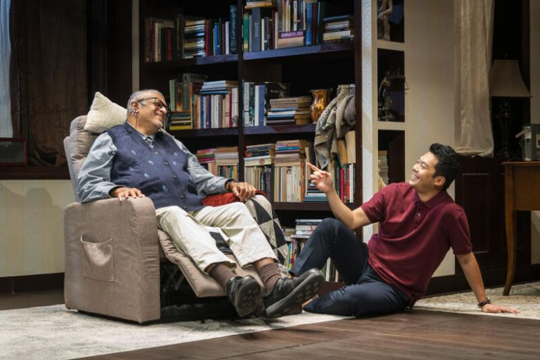 Theatre review: Actors Remesh Panicker and Benjamin Chow lend truth and sincerity to Tuesdays With Morrie