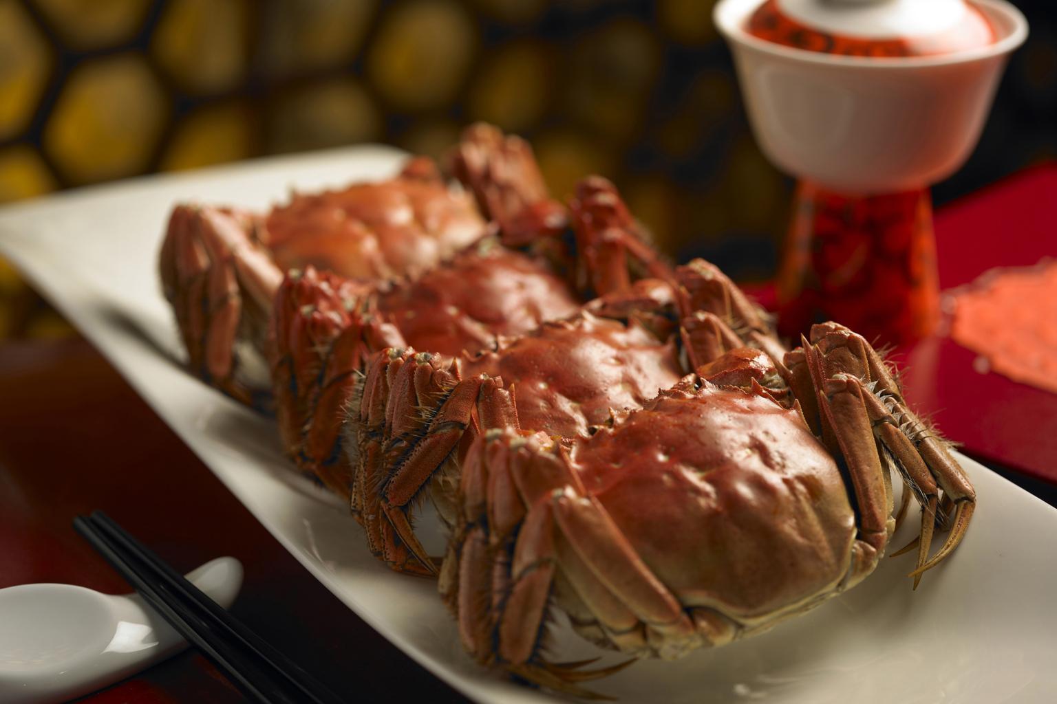Food Picks: HK noodle chain TamJai SamGor Mixian opens, hairy crab season at Shang Palace, and more