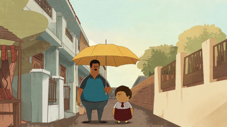 Animated documentaries, a new frontier for Indonesian filmmakers