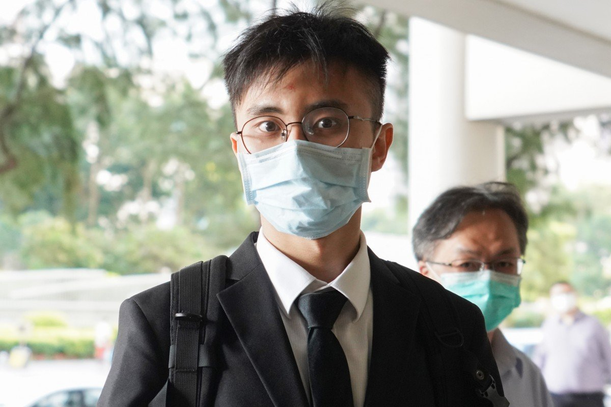 Hong Kong protests: Baptist University student reporter charged with obstructing police, resisting arrest